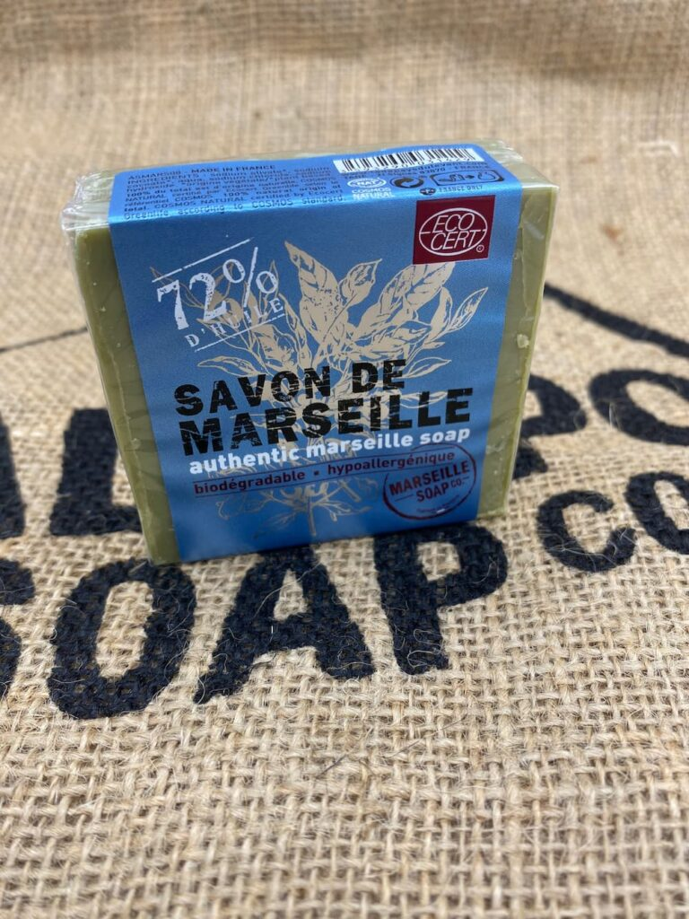 Savonette au savon de Marseille Bio épicerie raccourci